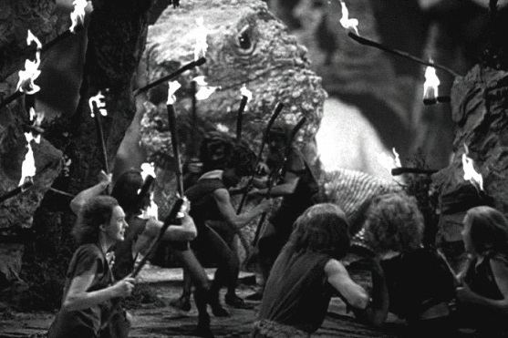 Valley of the Dragons 1961 parlor of horror