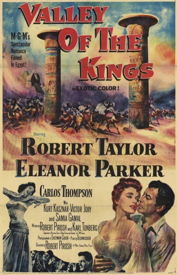 Valley of the Kings 1954 IMDb