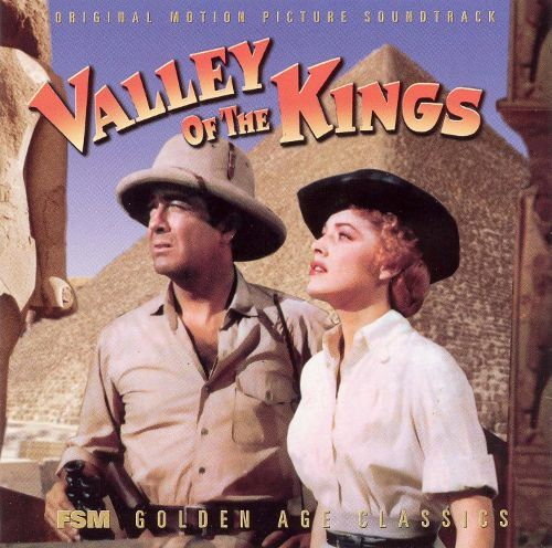 Valley of the Kings Original Motion Picture Soundtrack Mikls