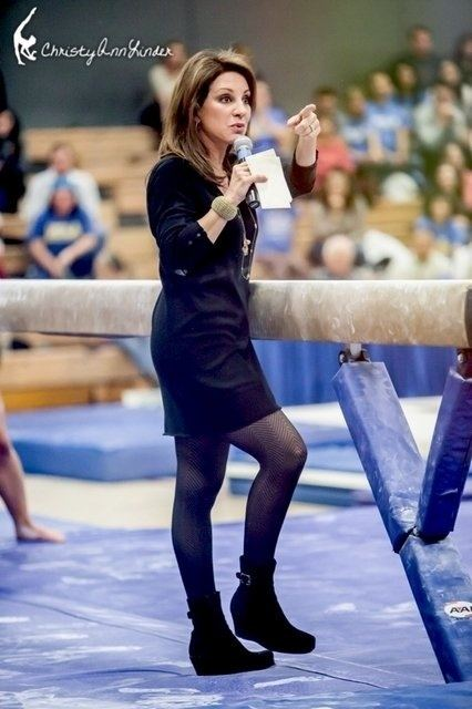 Valorie Kondos Field Miss Val Excited to Have a Healthy Team FloGymnastics