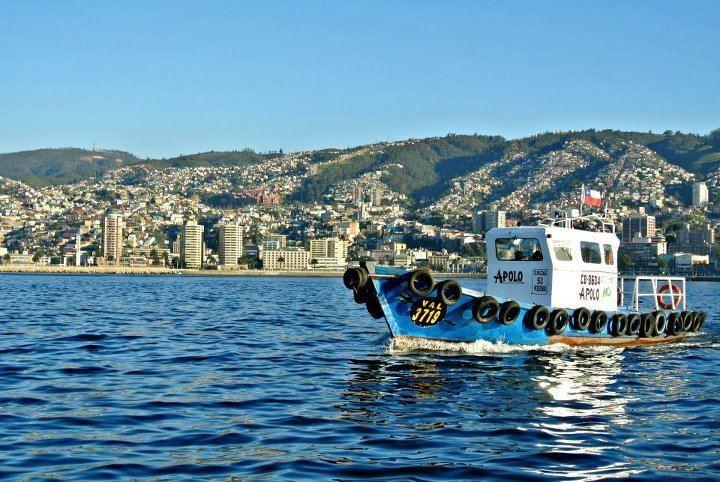 Valparaiso Beautiful Landscapes of Valparaiso