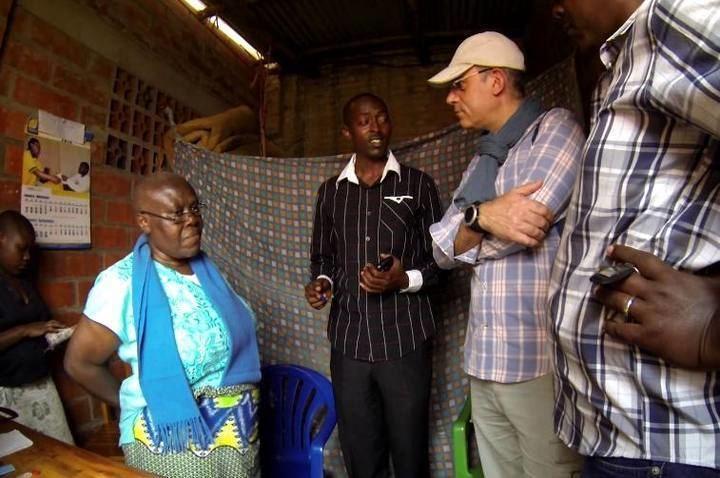 Valérie Bemeriki La voz del odio del genocidio de Ruanda RTVEes