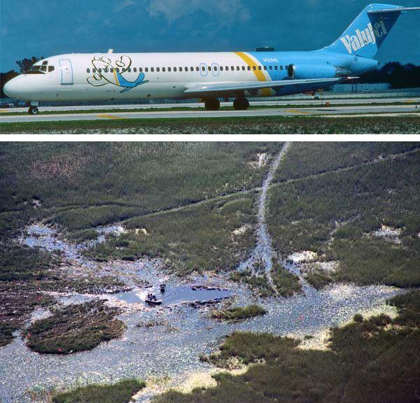 ValuJet Flight 592 On this day in Florida history May 11 1996 ValuJet Flight 592