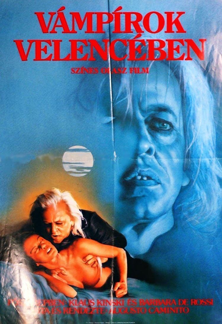 Vampire in Venice The Bloody Pit of Horror Nosferatu a Venezia 1988