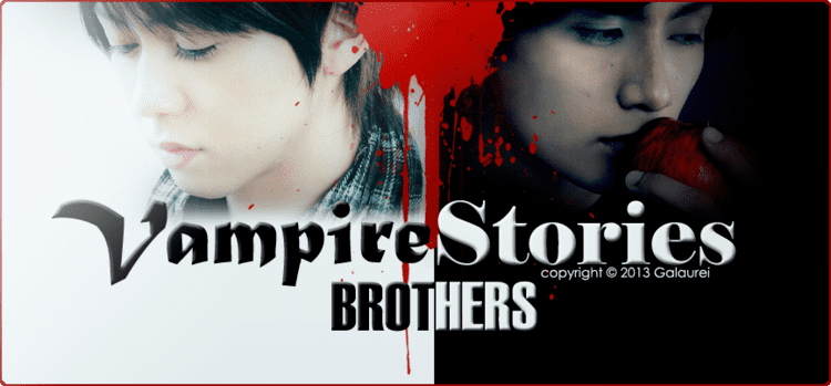 Vampire Stories: Brothers Vampire Stories BROTHERS