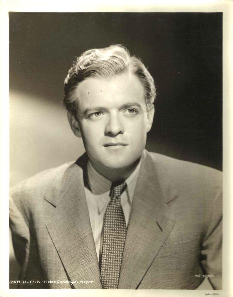 Van Heflin Van Heflin Original Vintage Photo Portrait 194039S eBay