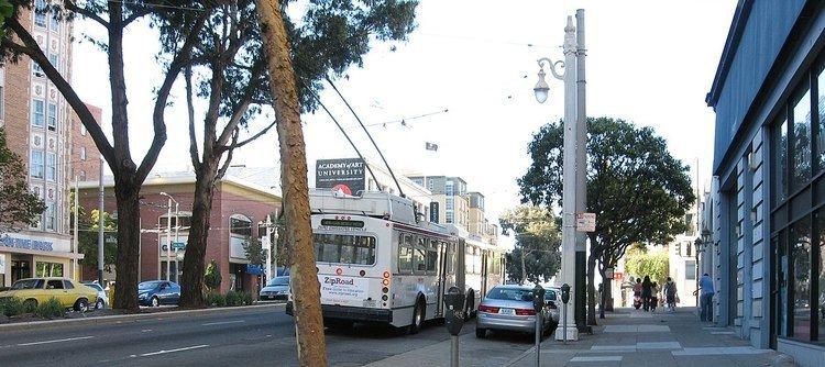 Van Ness Avenue