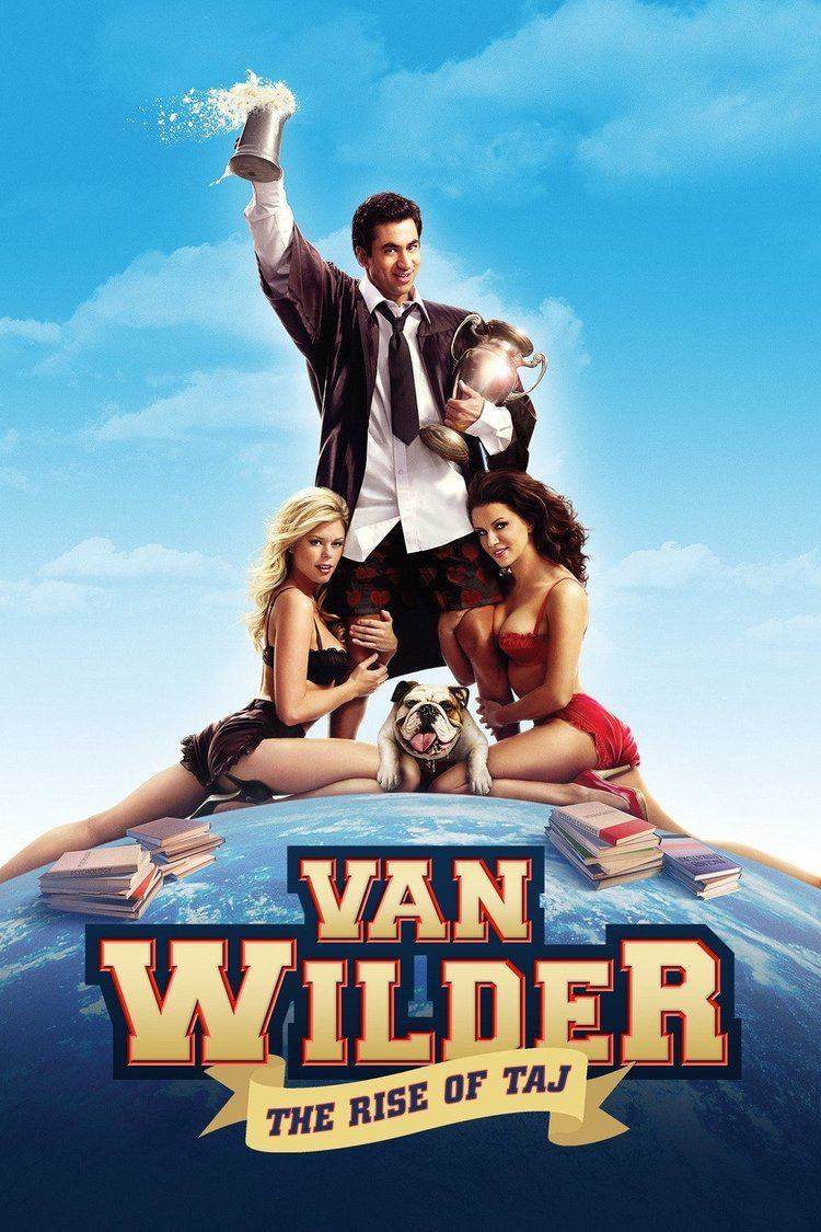 Van Wilder: The Rise of Taj wwwgstaticcomtvthumbmovieposters162525p1625