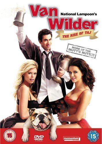 Van Wilder: The Rise of Taj Van Wilder 2 The Rise Of Taj DVD Amazoncouk Kal Penn Lauren