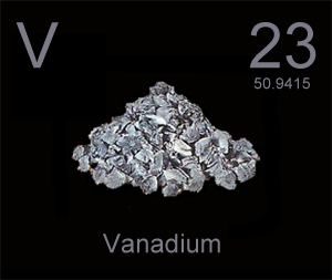 Vanadium SCIENCE STUDIO Vanadium KTEP