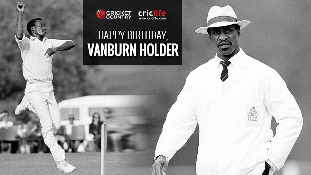 Vanburn Holder 14 facts about the fast bowler who later became an