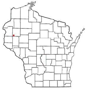 Vance Creek, Wisconsin
