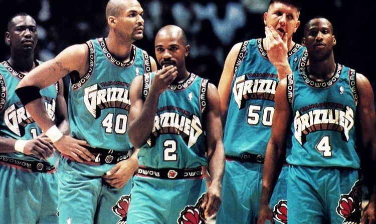 History Vancouver Grizzlies 1995–2001 Memphis Grizzlies 2001–present. Team  manager Stu Jackson (1994–2000) Billy Knight (2000–2001) 4d3f6d289