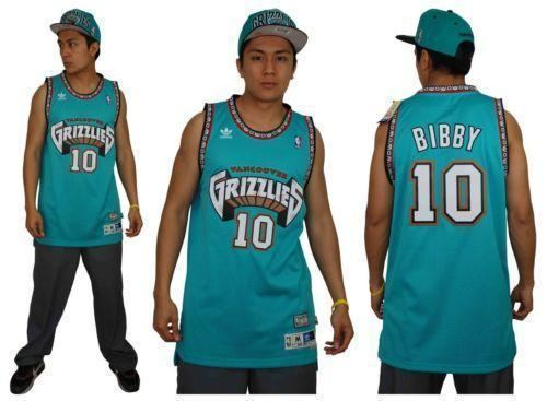 Vancouver Grizzlies Vancouver Grizzlies Jersey BasketballNBA eBay 0da2403ff