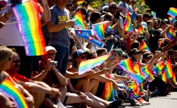Vancouver Pride Festival Vancouver39s 36th Pride Parade draws massive crowd British Columbia