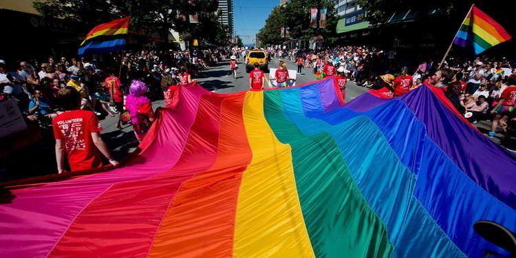 Vancouver Pride Festival ihuffpostcomgen1219178imagesoVANCOUVERPRID