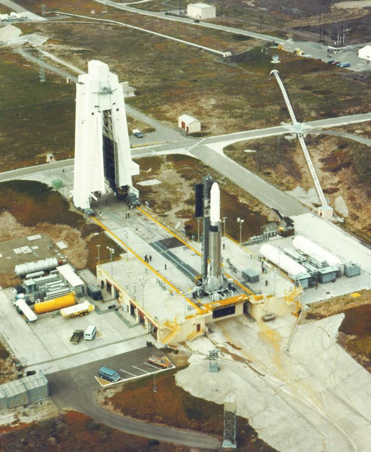 Vandenberg AFB Space Launch Complex 3 wwwsiloworldnetMISSILE2020LAUNCHESVAFBSLC3
