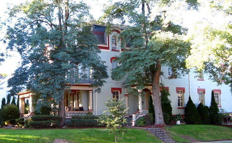 Vanderbeck House (Rochester, New York)