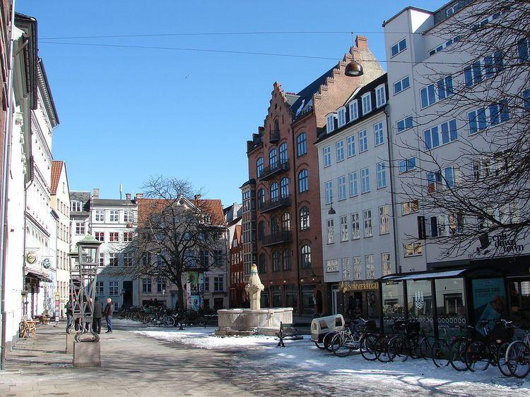 Vandkunsten (square)
