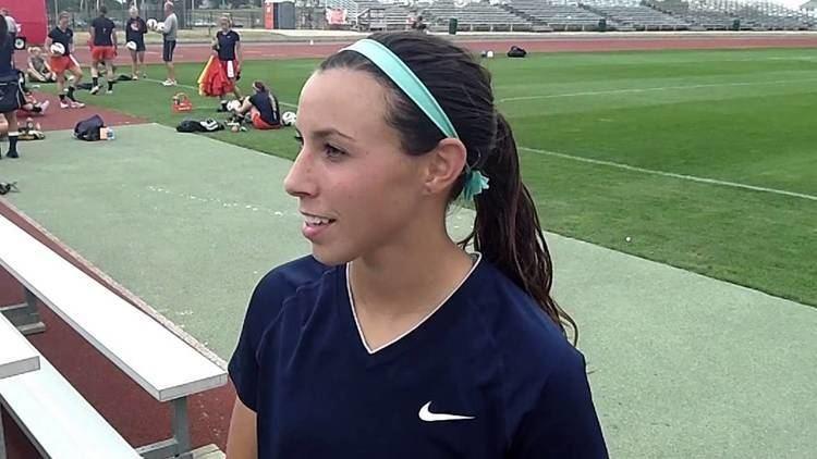 Vanessa DiBernardo Vanessa DiBernardo Practice Interview 91713 YouTube
