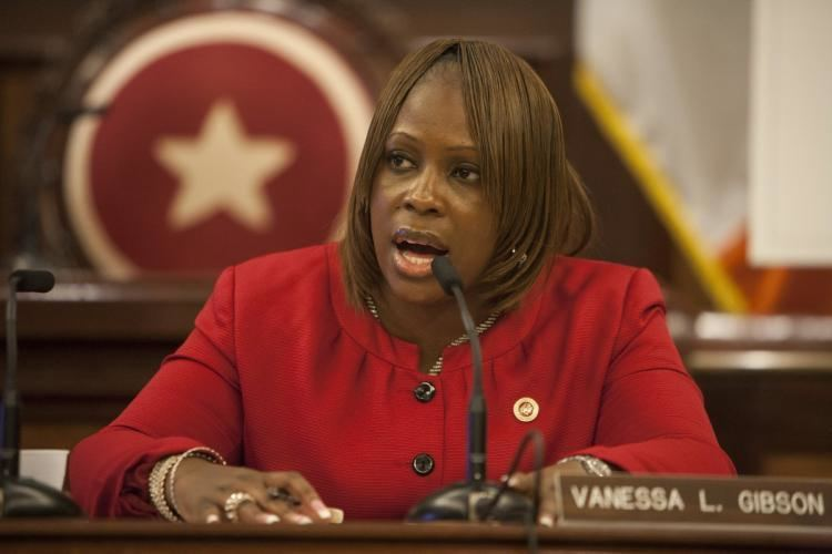 Vanessa Gibson Ticket outta there for Councilwoman Vanessa Gibson NY Daily News