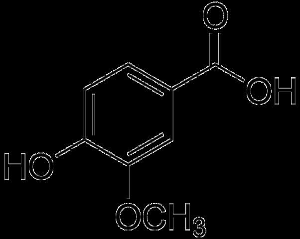 Vanillic acid FileVanillic acidpng Wikimedia Commons