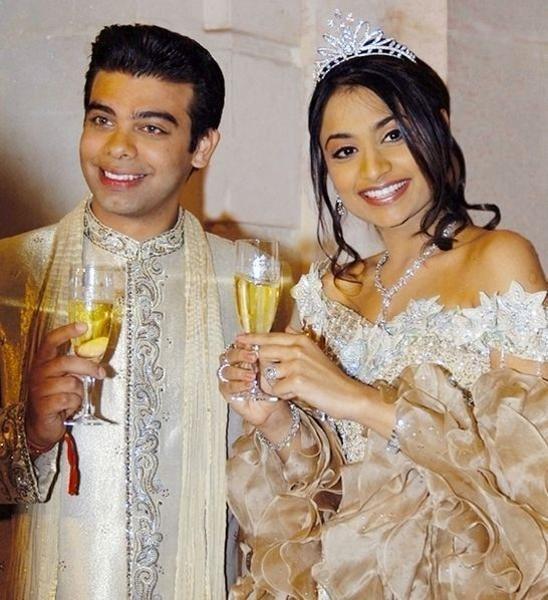 Vanisha Mittal Vanisha Mittal and Amit Bhatia In Photos Most