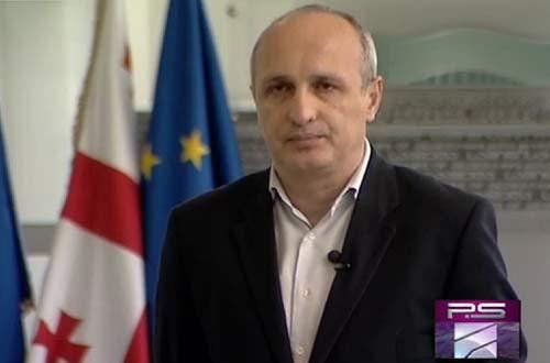 Vano Merabishvili CivilGe Merabishvili Downplays Protest Rally