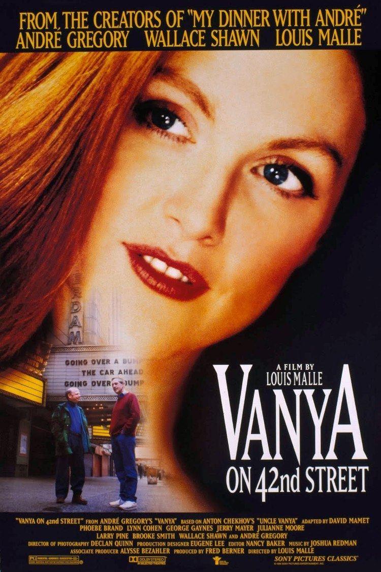 Vanya on 42nd Street wwwgstaticcomtvthumbmovieposters15976p15976