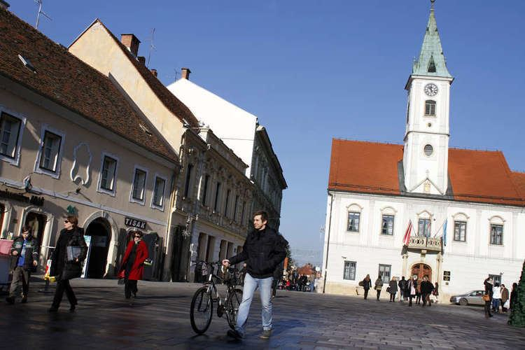 Varazdin Tourist places in Varazdin