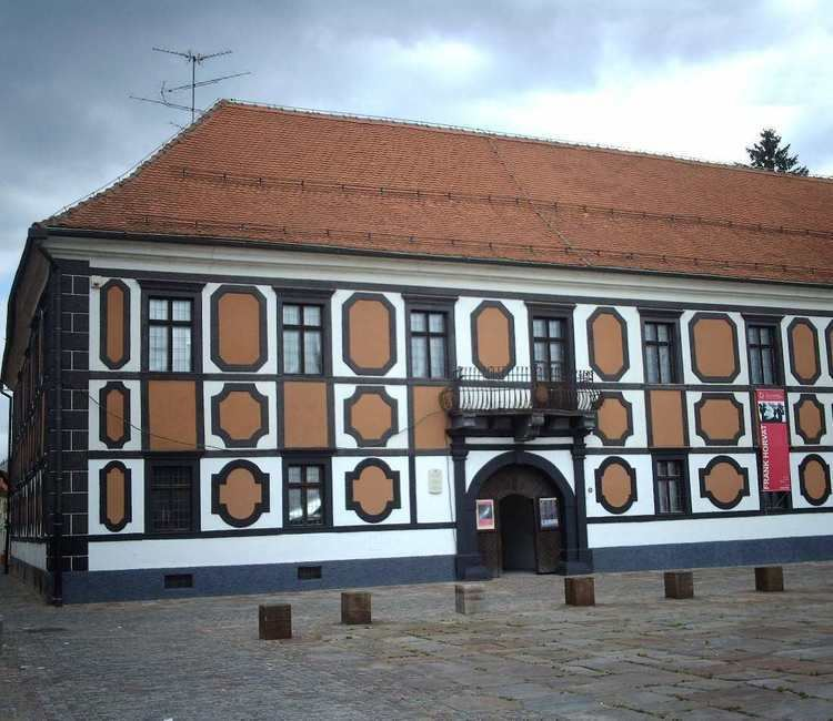 Varazdin in the past, History of Varazdin