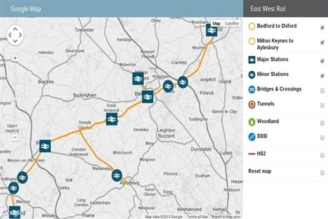Varsity Line OxfordCambridge Varsity Line reopening proposals gather steam