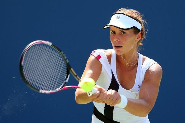 Varvara Lepchenko Varvara Lepchenko Photos 2012 US Open Day 5 Zimbio