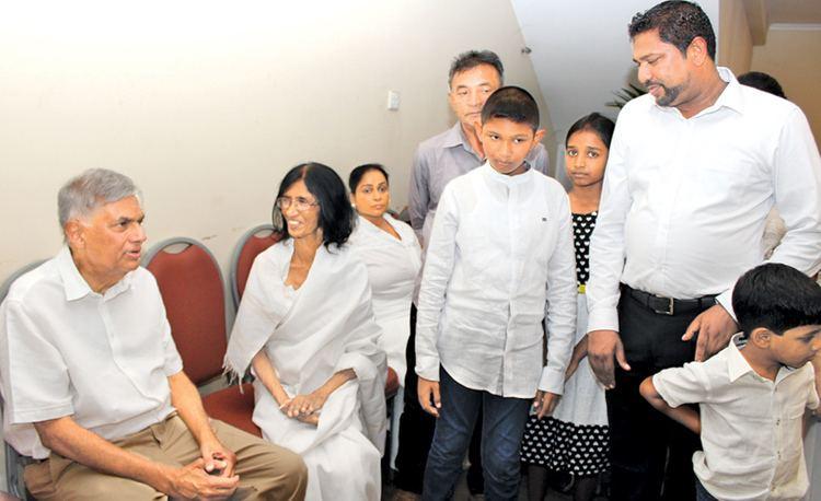 Vasantha Obeysekera Vasantha Obeysekeras final journey Daily News