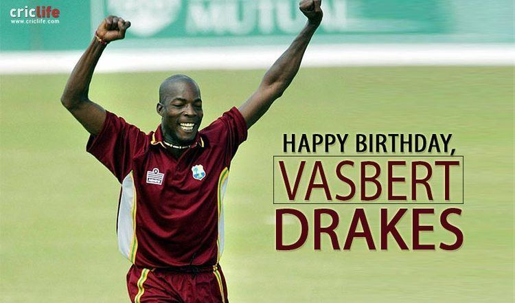 Vasbert Drakes 11 facts about the Barbadian allrounder who made a