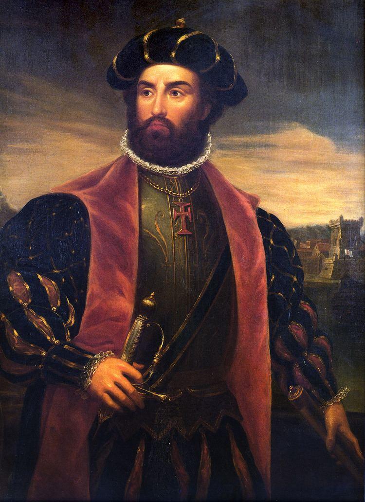 Vasco da Gama Vasco da Gama Wikipedia the free encyclopedia