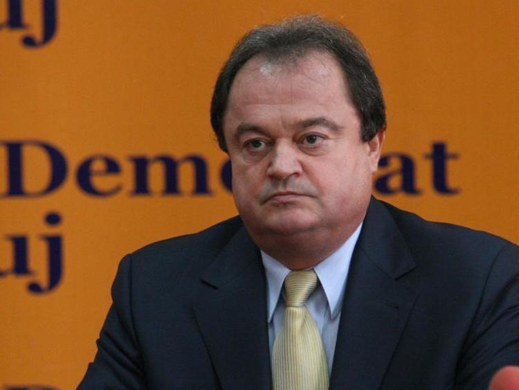 Vasile Blaga Vasile Blaga the new Senate Speaker Nine OClock