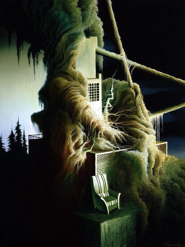 Vasilis Avramidis Artist Spotlight Vasilis Avramidis BOOOOOOOM CREATE INSPIRE