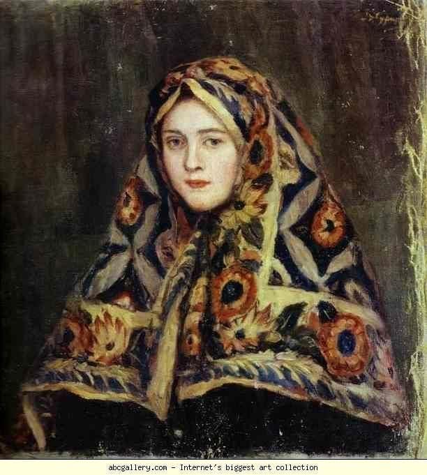 Vasily Surikov Vasily Surikov Anfisa Olga39s Gallery