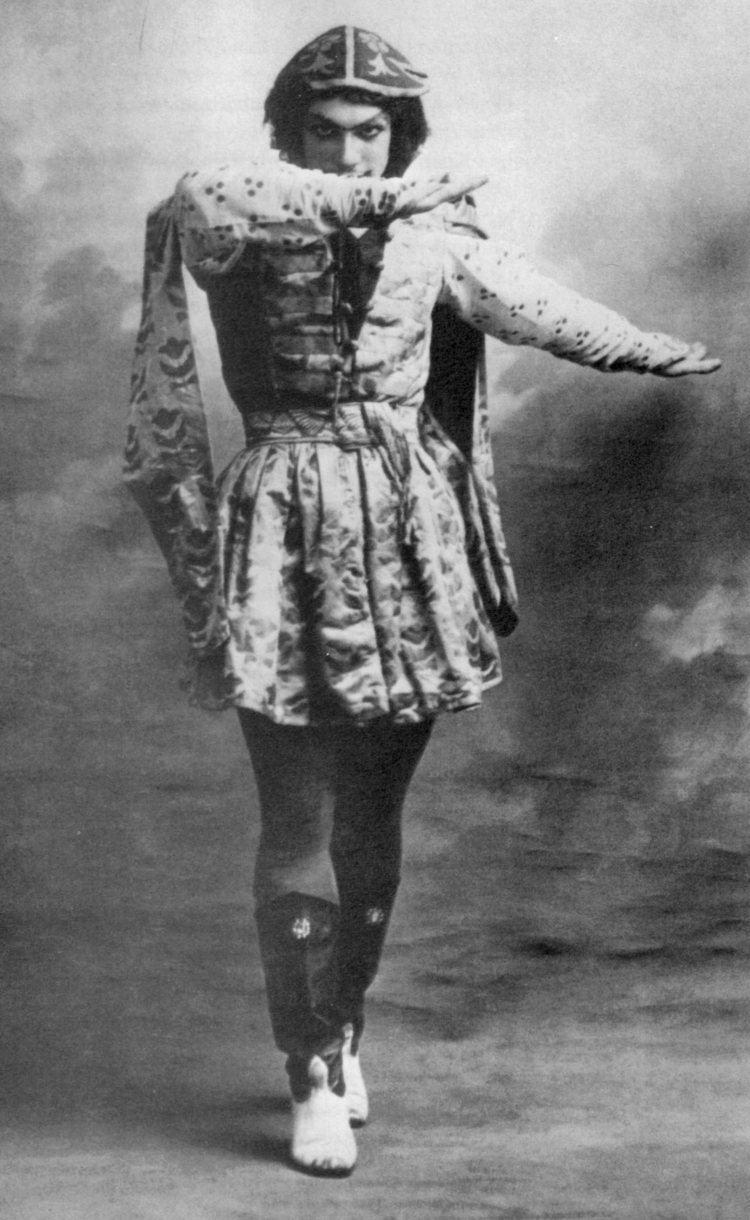 Vaslav Nijinsky Ballets Russes Wikipedia the free encyclopedia