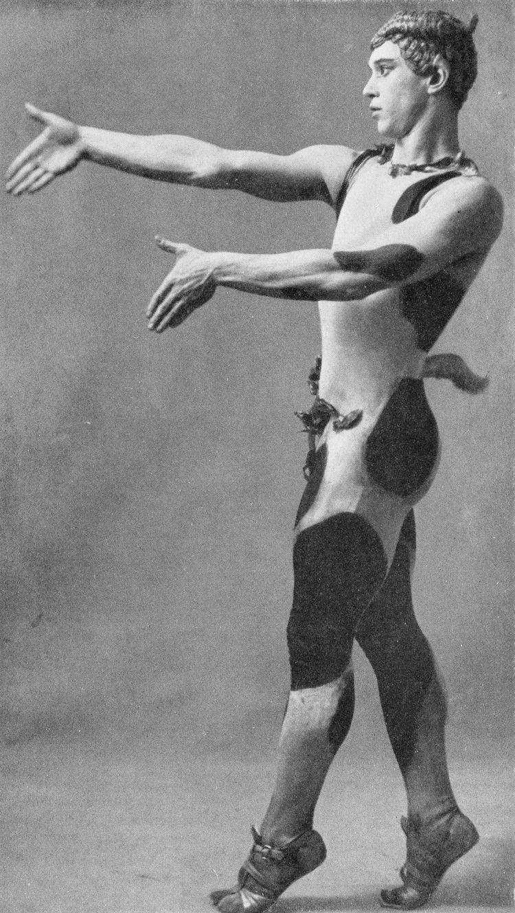 Vaslav Nijinsky Modern Movement How The Ballets Russes Revolutionized
