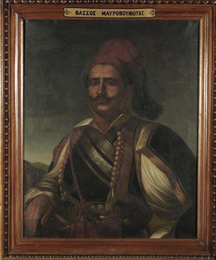 Vasos Mavrovouniotis - Alchetron, The Free Social Encyclopedia