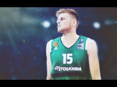 Vassilis Charalampopoulos (basketball) Vassilis Charalampopoulos Highlights Panathinaikos 201617