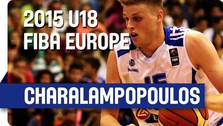 Vassilis Charalampopoulos (basketball) Vasilis Charalampopoulos Shooting Stars 2015 U18 European