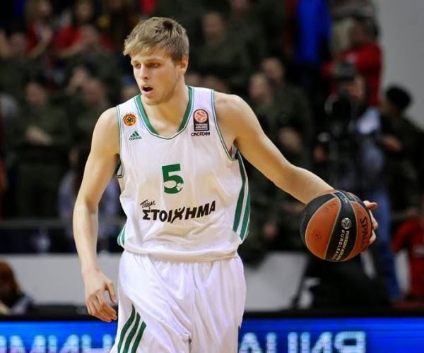 Vassilis Charalampopoulos (basketball) DraftExpress Vasilis Charalampopoulos DraftExpress Profile Stats