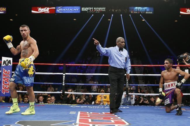 Vasyl Lomachenko Vasyl Lomachenko vs Gamalier Rodriguez Winner Recap and