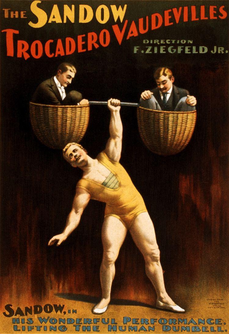 Vaudeville Ziegfeld and Vaudeville Travalanche