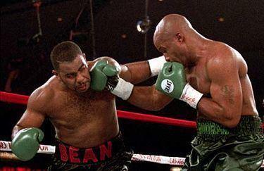 Vaughn Bean Vaughn Bean vs Michael Moorer BoxRec