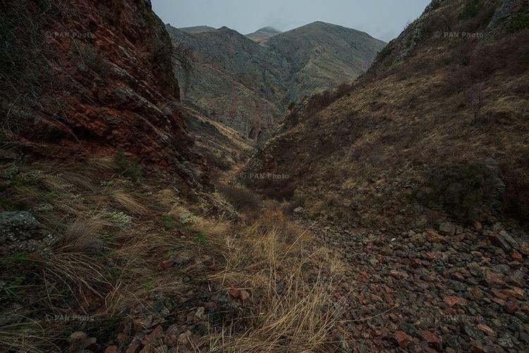 Vayots Dzor Province Beautiful Landscapes of Vayots Dzor Province