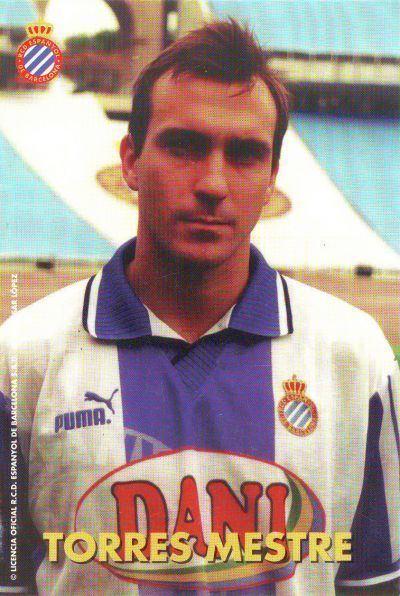 Víctor Torres Mestre TORRES MESTRE por cata La historia Fotos del RCD Espanyol